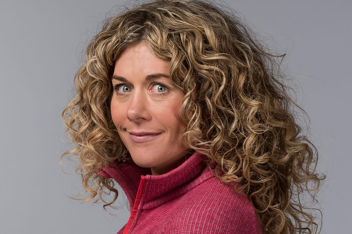 SOLGT: Cecilie Skog og Bjørn Sekkesæter har solgt 90,1 prosent av  Fram Expeditions til Bergans. Foto: Bergans