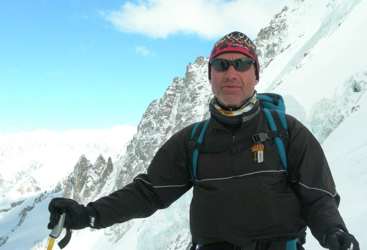 Håkon Gammelsæter Mount Everest