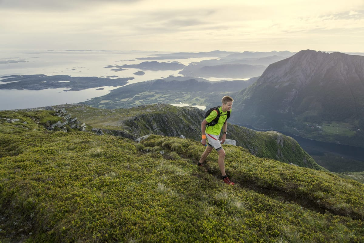 SUVEREN: Gjermund Nordskar var suverent best. Foto: Kyle Meyr / Red Bull Content Pool