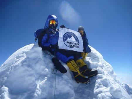 Norsk ekspedisjon med førstebestigning i Himalaya