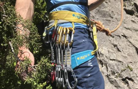 En god klatresele er komfortabel å henge i, har de utstyrsløkkene du trenger og gjør<span class='oval'>…</span>