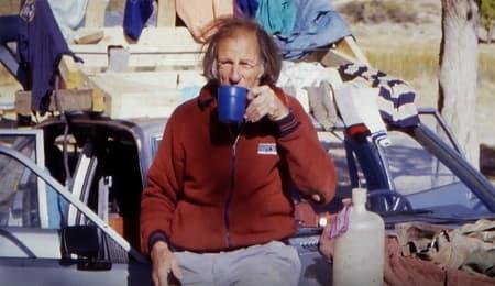 RÅSKALLE: Fred Beckey er muligens verdens tøffeste fyr – i hvert fall i klassen for folk over 90 år.