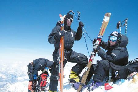 Tormod Granheim Tomas Olsson Mount Everest