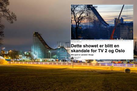PROVOSERER: Det er denne kommentaren som provoserer. Foto: Andreas Løve Storm Fausko / Dagbladet