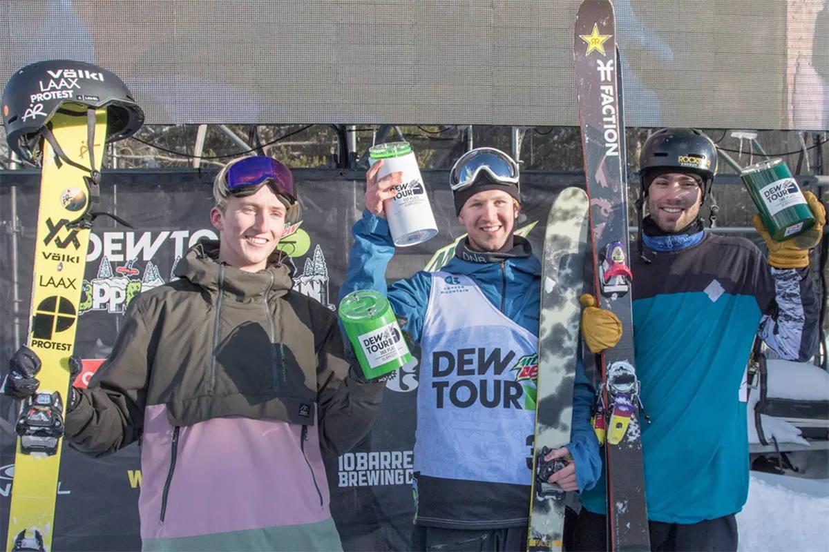 VANT: Christian Nummedal vant Dew Tour. Foto: Dew Tour