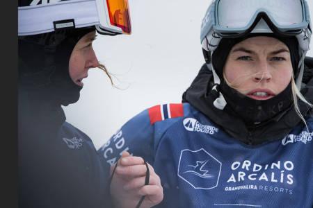 AVLYST: Hedvig Wessel kom på andreplass i årets FWT etter avlysning. Foto: FWT