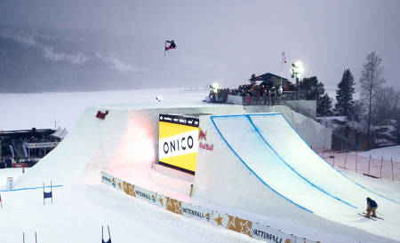 FINALEBILDER: Oskar Bakke gir deg finalebildene fra JOI 2012. Foto: Oskar Bakke