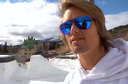 BLOGGEREN: Jon Olsson har latt hoppet i Åre få hvile.