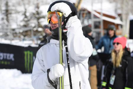 TIL FINALE: Christian Nummedal (bildet) tok seg til finalen natt til lørdag. Foto: ESPN