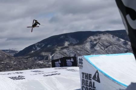 Johanne Killi jakter sin fjerde X Games-medalje i Aspen. Foto: Pete Demos