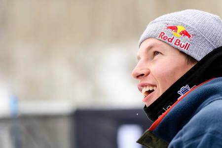 NORSKE SKIHELTER: Gira på å se skikjørere som Øystein Bråten i helga? Det blir ikke like enkelt som før. Foto: ESPN