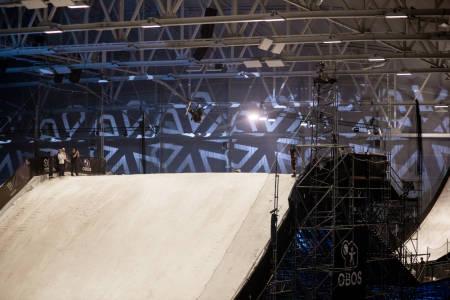 GÅR MOT SLUTT: X Games i Telenor Arena kan bli det siste i Norge. Foto: Andreas Løve Storm Fausko