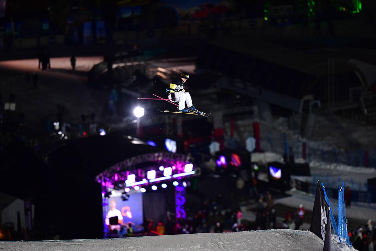 SØLV: Birk Ruud imponerte alle, men endte på andreplass. Se hans Triple cork 1800 her. Foto: ESPN