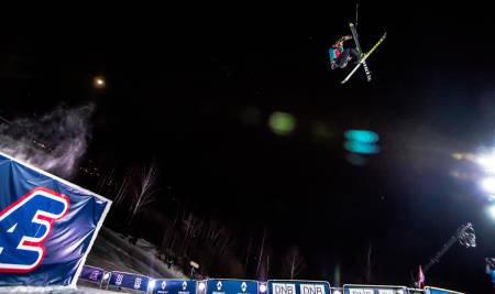 KLAR FOR X: det blir gjensyn med X Games for Felix Usterud, etter at han vant norgescuprinden i big air på Dombås lørdag. Her fra X Games på Hafjell i fjor. Foto: Nick Guise-Smith
