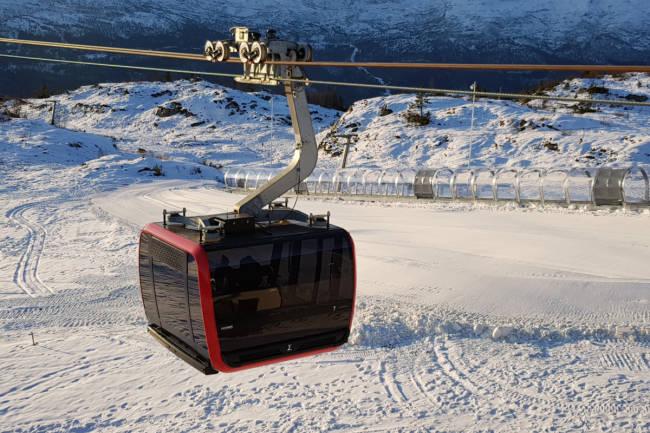 14 skianlegg åpner i helga - sjekk hvilke her