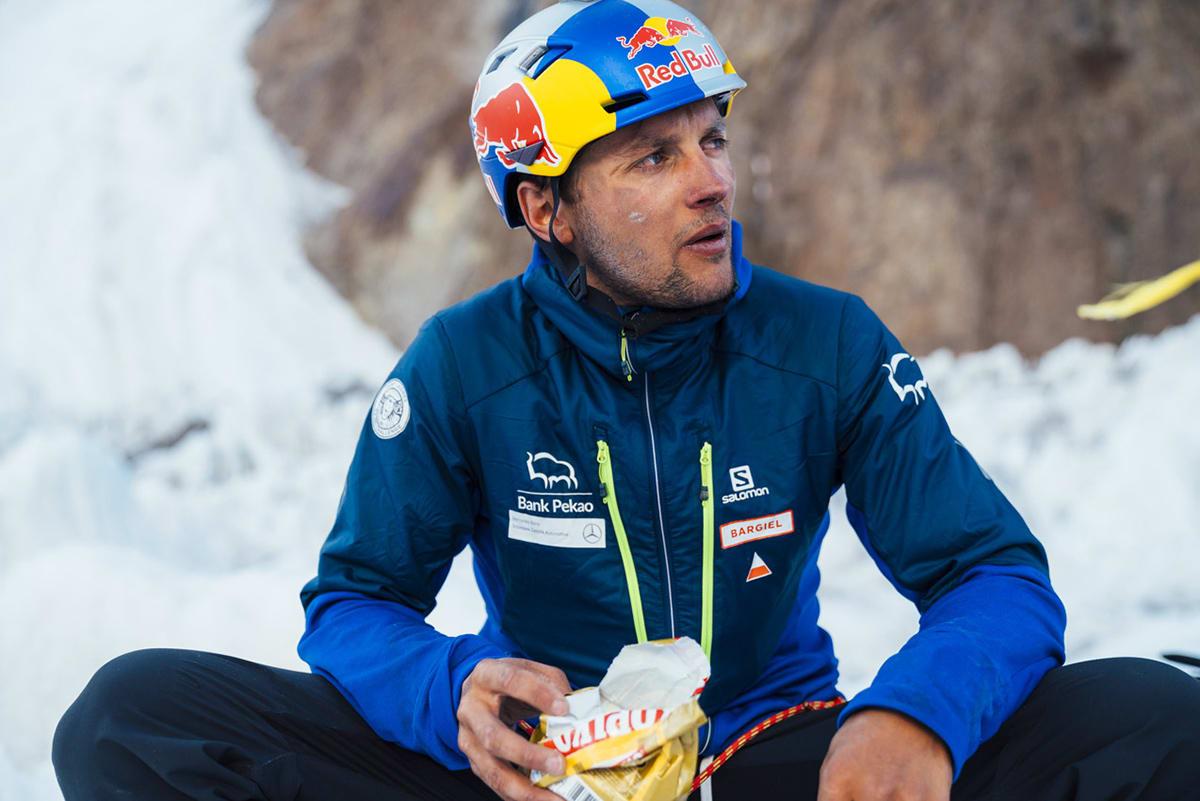 GIR SEG: Andrzej Bargiel kommer ikke til å gjøre et rekordforsøk på Mount Everest. Foto: Red Bull