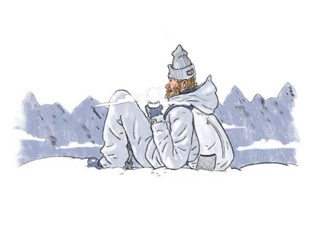 Denne vinteren skal du komme til et fjell