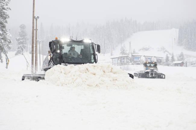 Disse skianleggene åpner i helga