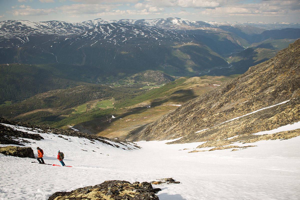 Lom, Bøverdalen, ski, Per Tore Berg