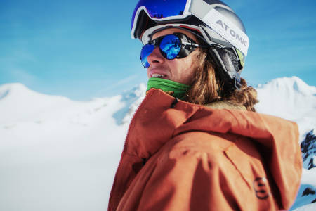 KLAR FOR FWT: Tim Durtschi er klar for Freeride World Tour. Foto: Freeride World Tour