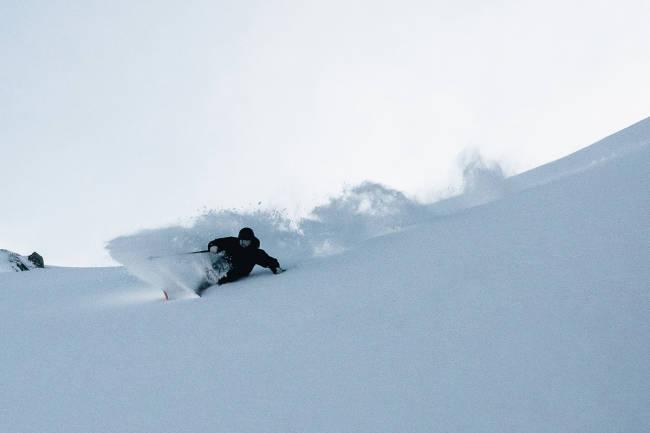 Fikk to meter pudder på alpetur: – Føles som det var i februar
