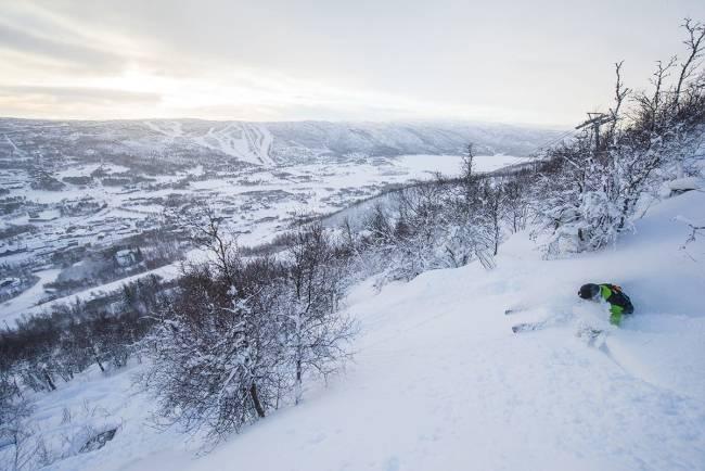 Flere av de største skianleggene åpner i helga
