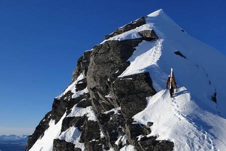 VINNER: Dette er ett av de to bildene fra Nordmøre som sikra Kristian Pettersen seieren denne uka. Foto: Kristian Pettersen
