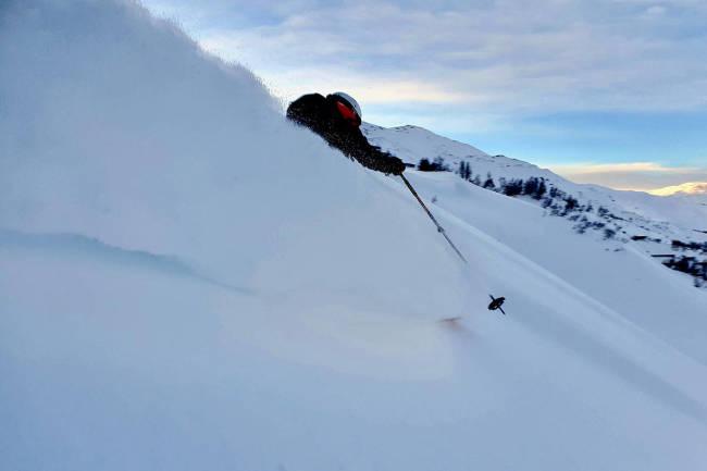 Dette er vinneren av Marker Alpinist-binding