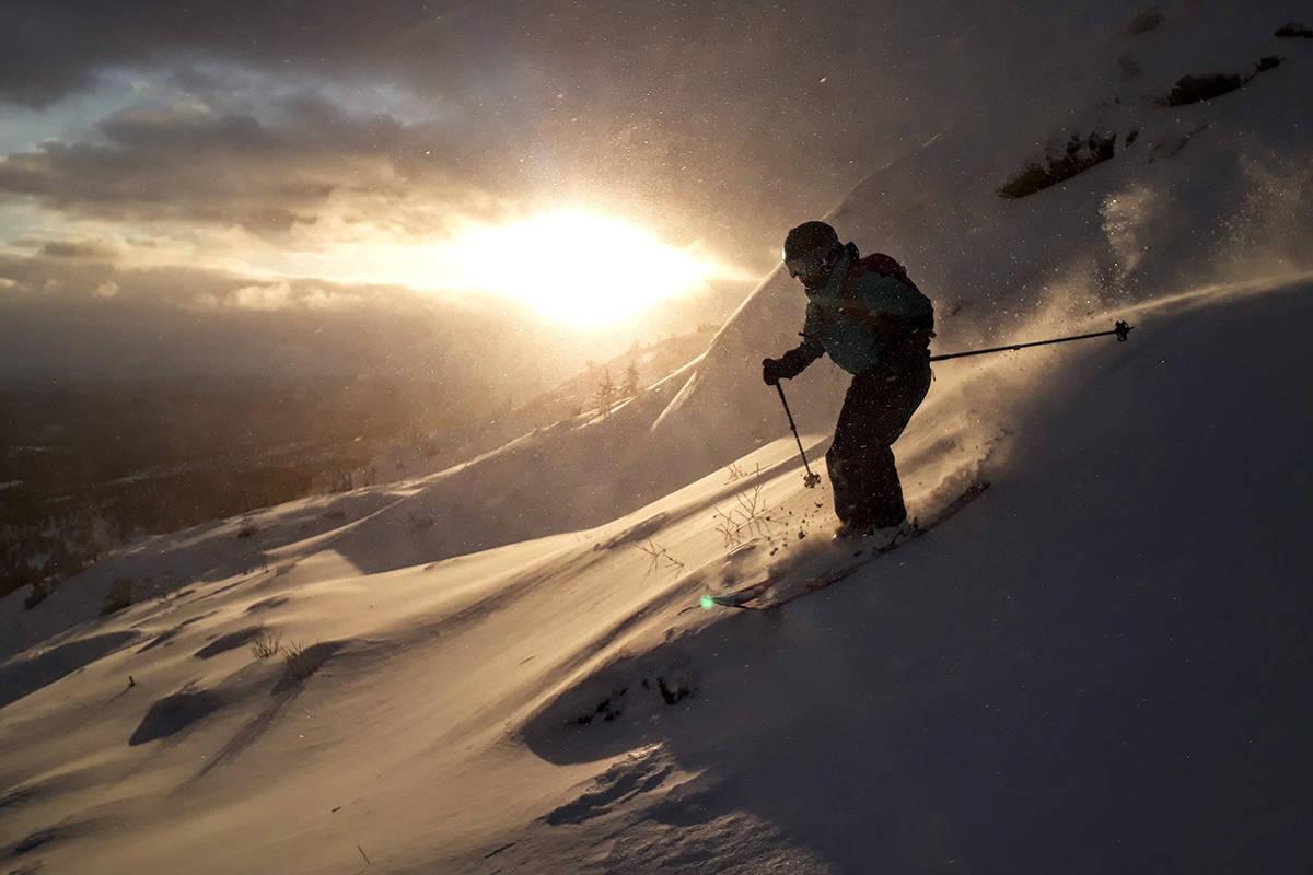 FANTASTISKE FORHOLD: Flere steder av landet ga fine skiforhold - som her fra Vassfjellet. Foto: Ingunn Egeberg Vári
