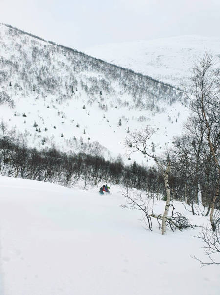 Marion Le Pontois - Romsdalen
