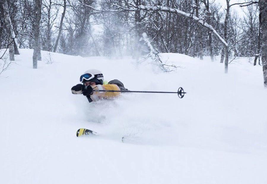 SEIERS-SHOT: Det ene av Timme Ellingjords to bilder som sikret han seieren denne uka. Foto: Timme Ellingjord