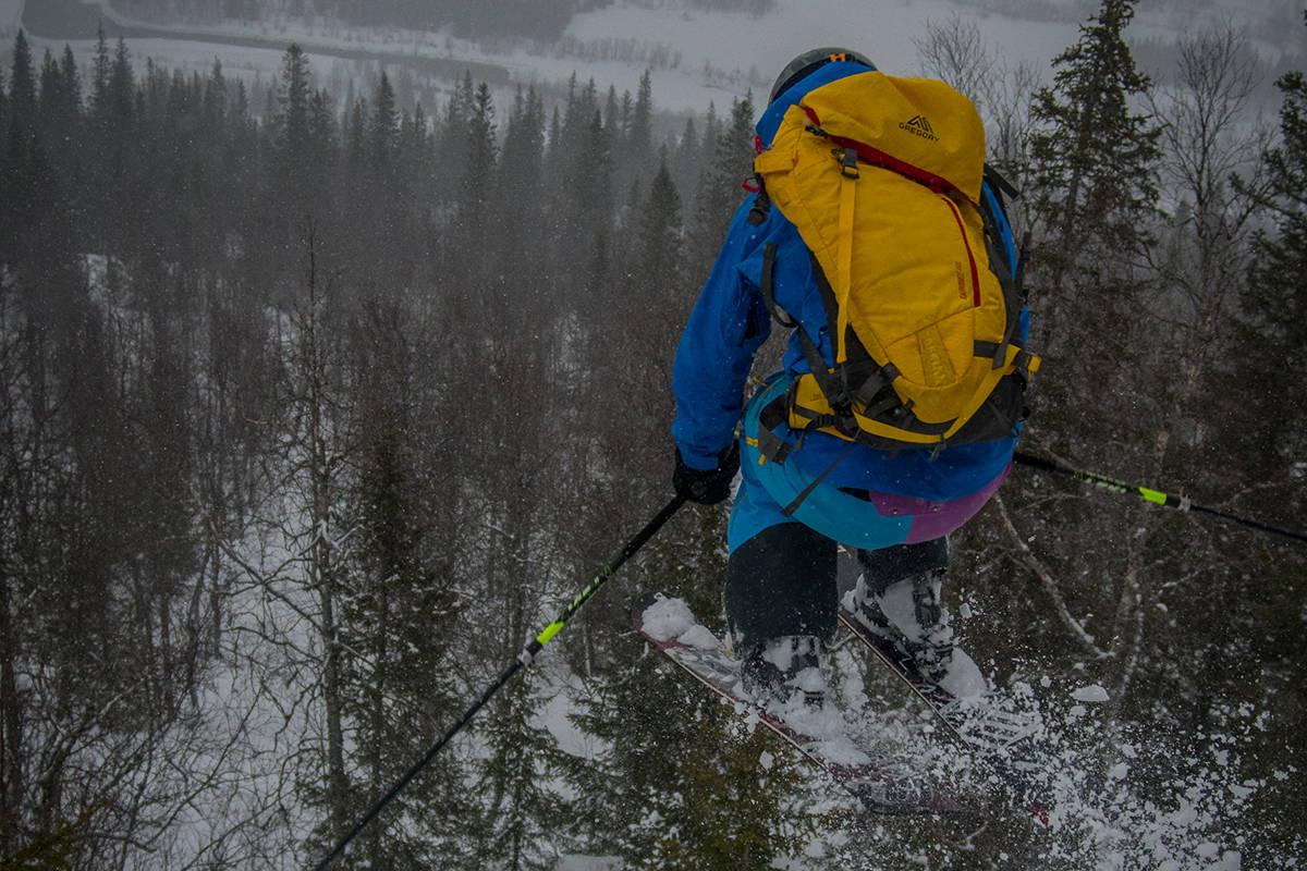 VANT: Dette bildet fra Mo i Rana vant ukens helgebilde. Foto: Ole Martin Krokstrand