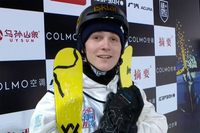 Johanne Killi og Birk Ruud vant i Beijing