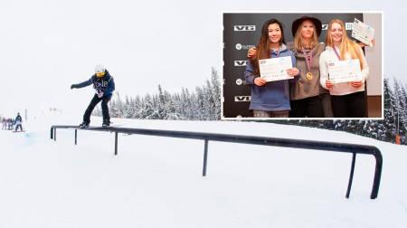 Kjersti Buaas brukte sin egen NM-triumf til å snakke om andres fremtid. Foto: Preben Stene Larsen