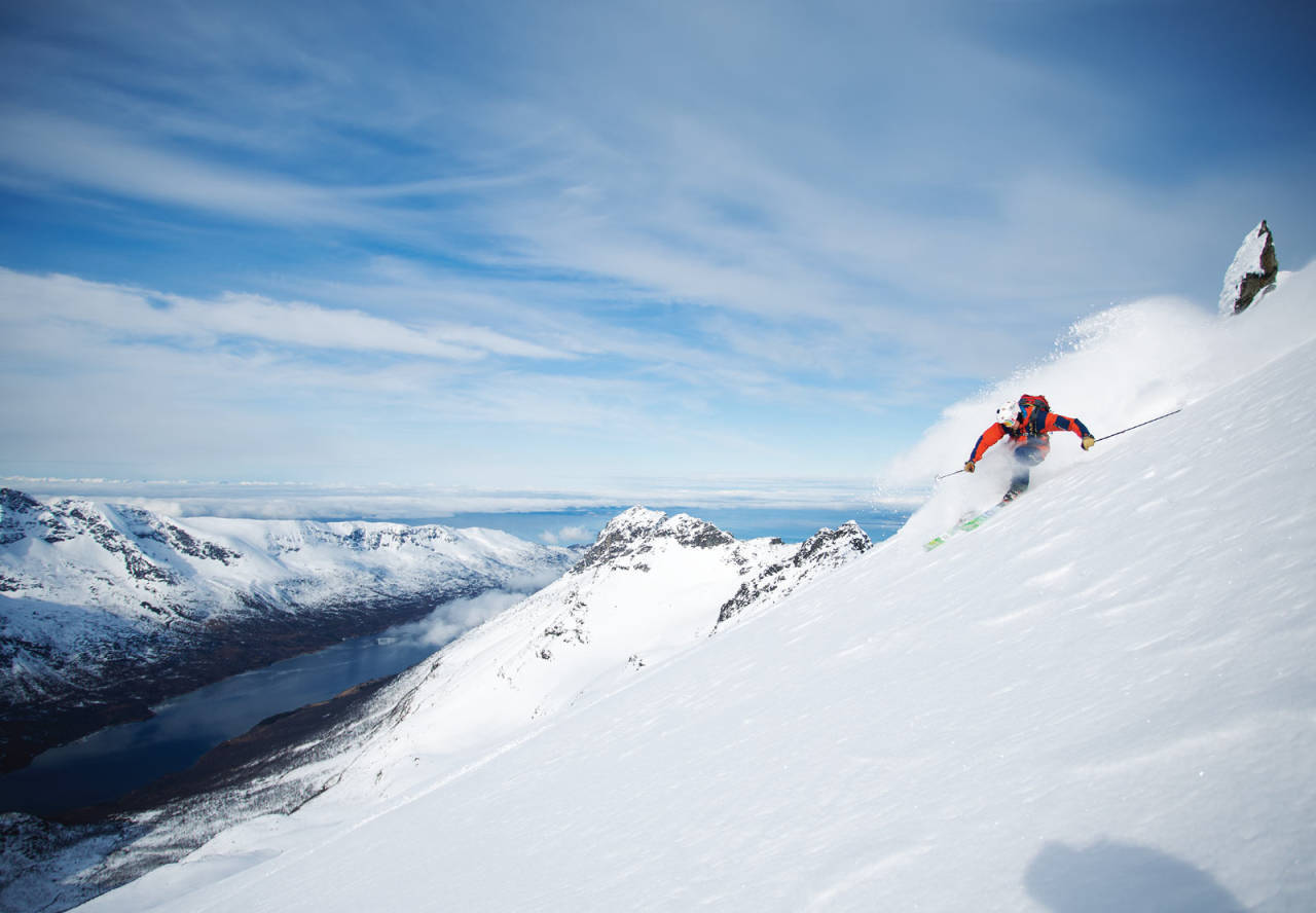 SKI-QUIZ: Prøv deg på Fri Flyts skiquiz. Foto: Tore Meirik