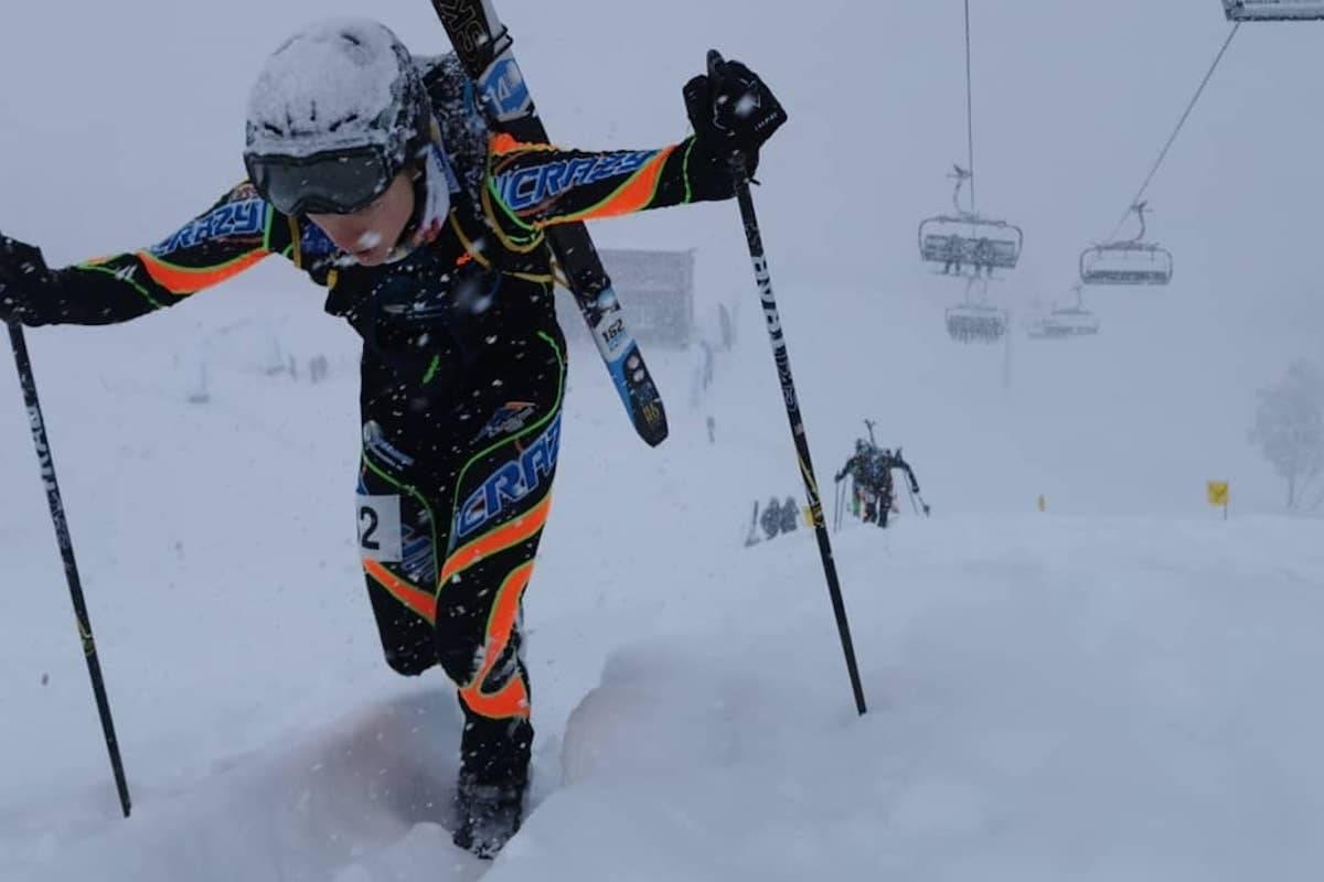 Hans-Inge Klette tok to seiere av to mulige under Norgescupåpningen i Myrkdalen i helga. Foto: Lars Erik Skjervheim