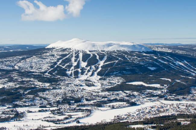 Livløs person funnet i skianlegget i Trysil