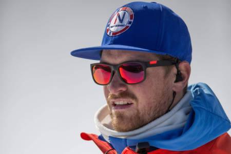SLUTT: Luke Ocho Allen er ferdig som landslagssjef for det norske freeski-landslaget. Foto: Nor Freeski