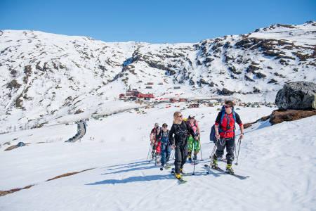 NYHETER: Det blir flere endringer på programmet for årets High Camp. Foto: Martin Innerdal Dalen