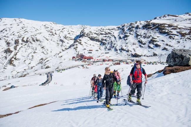 Nå åpner billettsalget for High Camp Turtagrø