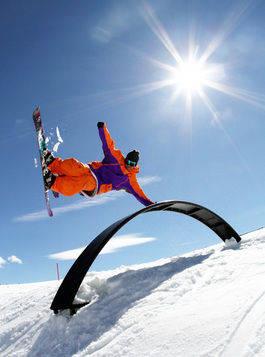 SESONGÅPNING: Aleksander Aurdal skal på snø i sommer. Skal du? Foto: HPH