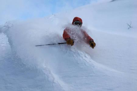 SNØFEST: Bjorli skisenter er blant anleggene som kan glede seg til et skikkelig påfyll av snø. Arkivfoto: Rønnaug Stjernvang