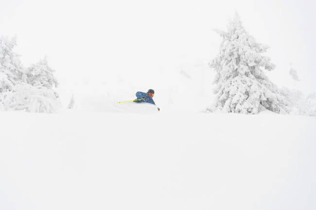 Nå er det en meter snø i Trysil: – Fin pudder og artig kjøring