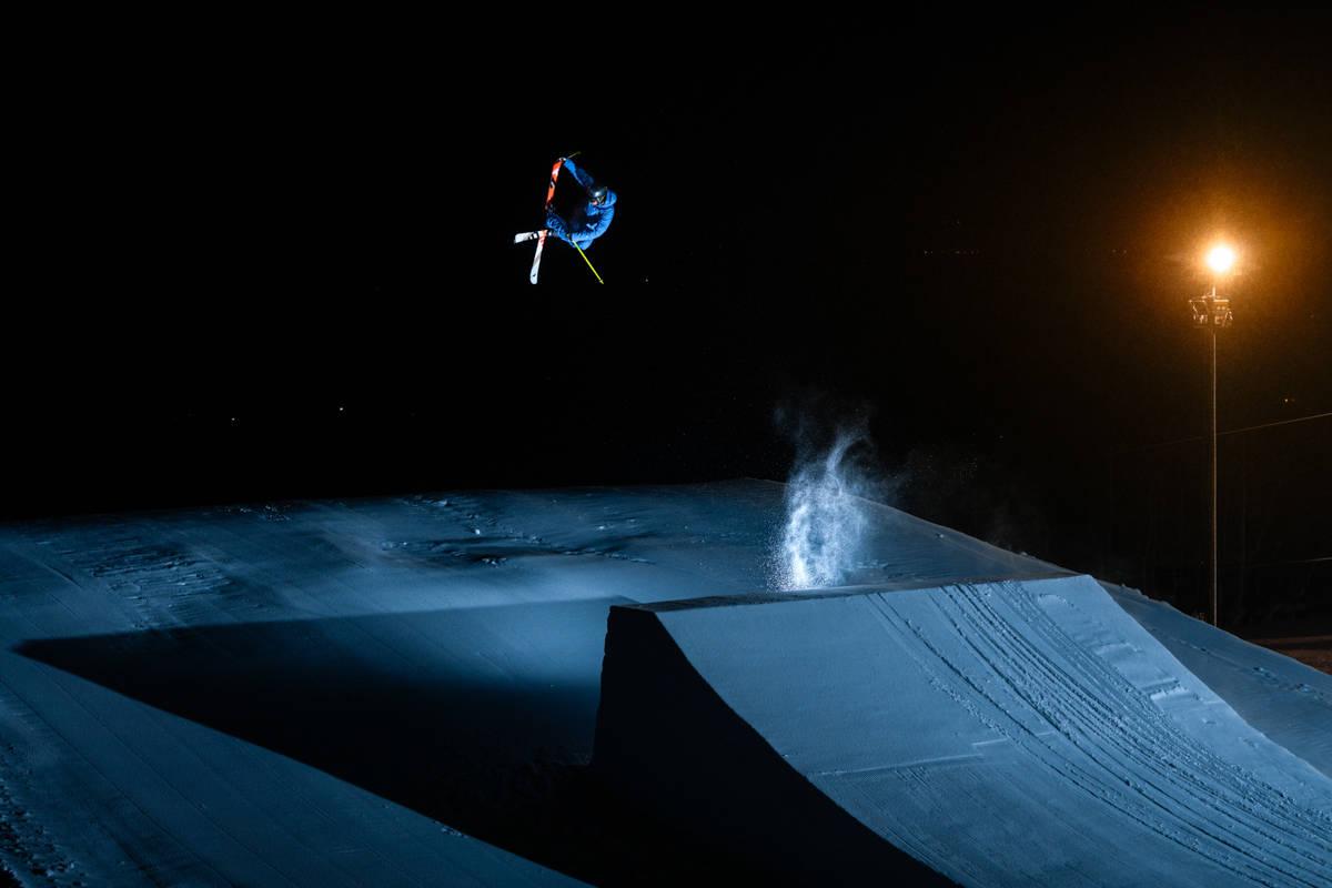 VIERLI: Anders Backe har fått noen fantastiske shots på Vierli. Foto: Kyle Meyr