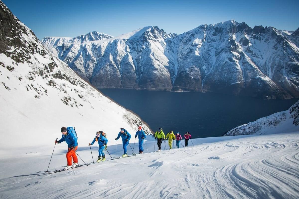 NYTT ÅR: Nå starter billettsalget for High Camp Sunnmøre. Foto: Håvard Myklebust