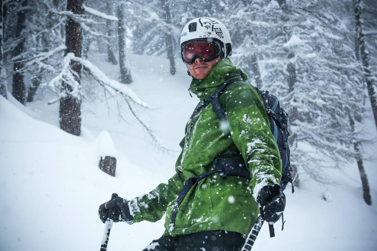 VANT: Nikolai Schirmer gikk til topps i European Skier of the Year. Foto: Jeremy Bernard