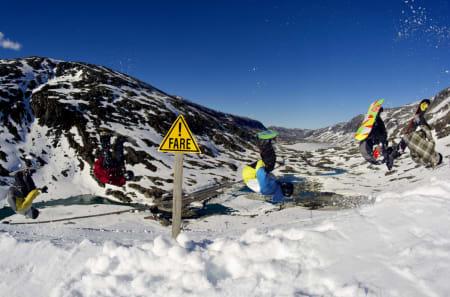 KLIMARAPPORT: Slik så det ut på Stryn i sommer. Utviklingen vil trolig ikke bli bedre, ifølge en ny rapport fra FN. Foto: Emil Eriksson