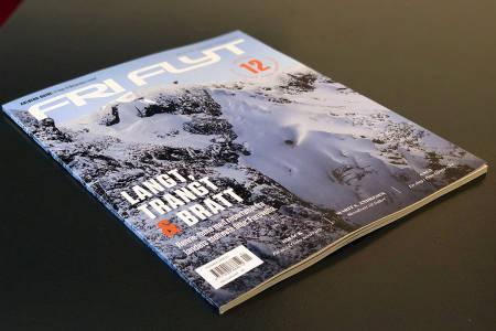 NYTT MAGASIN: Slik ser årets første utgave ut. Foto: Anders Holtet