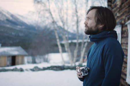 SKIBYGGER: Bli bedre kjent med Endre Hals og Evi i episoden. Foto: Houdini