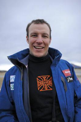 Frikjøringsdebutant Aksel Lund Svindal kommer til Rockefeller på lørdag kveld.